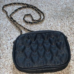 Betsey Johnson Over the Shoulder / Crossbody Purse